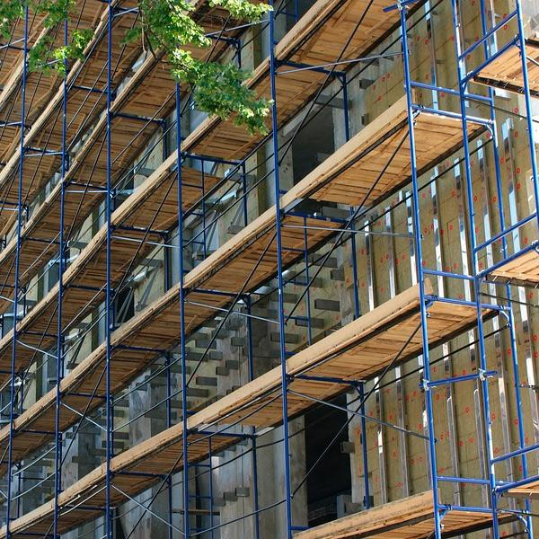 rehabilitación edificios